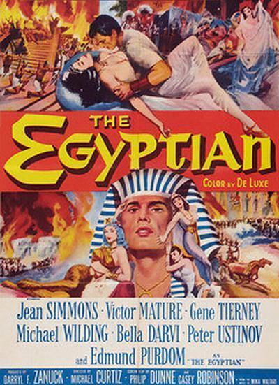 埃及人海报