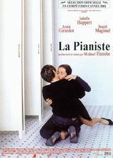 钢琴教师海报