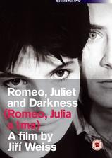 罗密欧,朱丽叶与黑暗海报