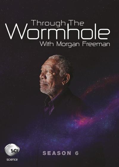 与摩根·弗里曼一起穿越虫洞 第六季海报