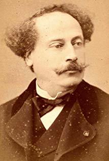 亚历山大·小仲马 Alexandre Dumas fils演员