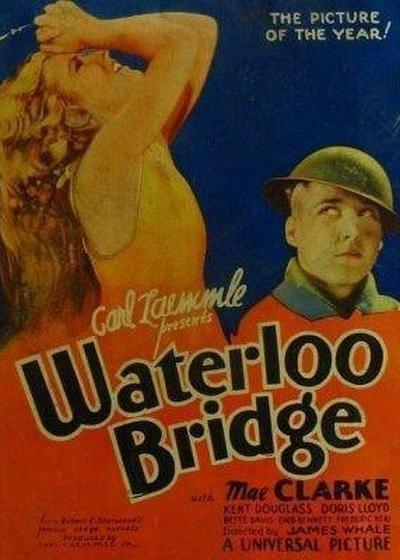 魂断蓝桥海报
