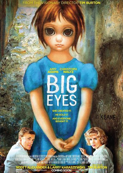 大眼睛海报
