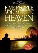 在天堂遇见的五个人海报