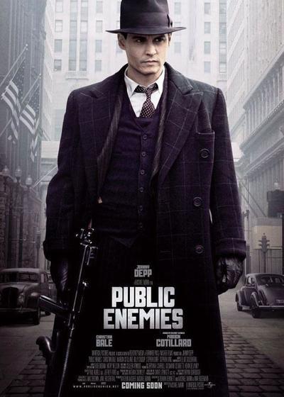 公众之敌海报