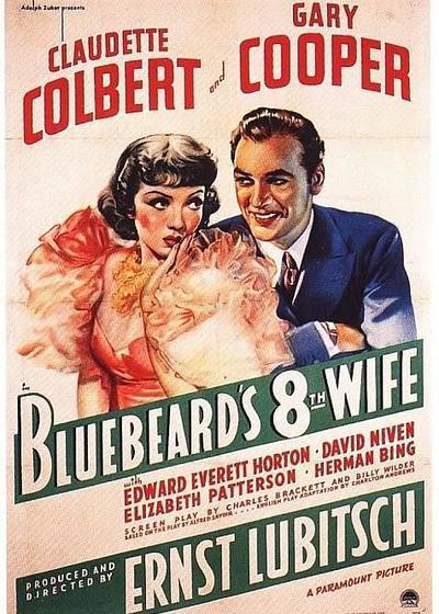 蓝胡子的第八任妻子海报