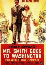 史密斯先生到华盛顿海报