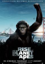 猩球崛起海报