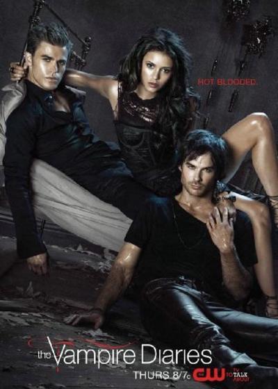吸血鬼日记 第六季海报