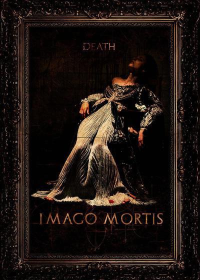死亡照相术海报