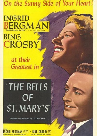 圣玛丽的钟声海报