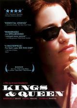 国王与王后海报