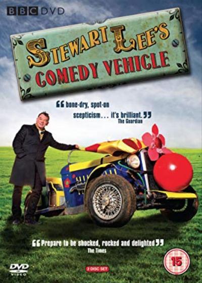 斯图尔特·李的喜剧老爷车 第一季海报