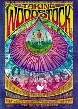 制造伍德斯托克音乐节海报