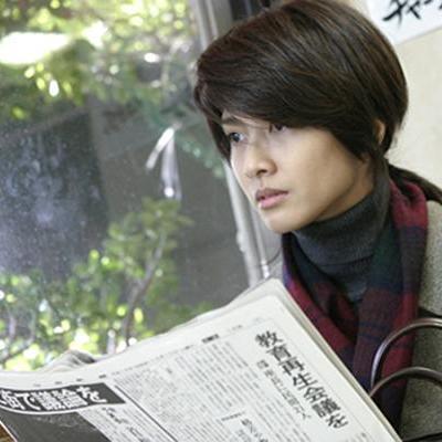 松本清张特别篇:买地方报的女人海报