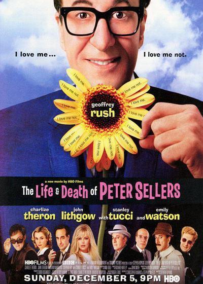 彼得·塞勒斯的生与死海报