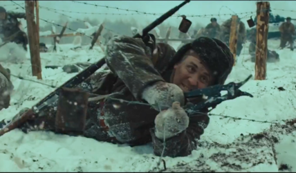 疯狂的战争,肾上腺素飙的都快冒出来了--《勒热夫战役》