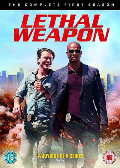 致命武器 第二季海报