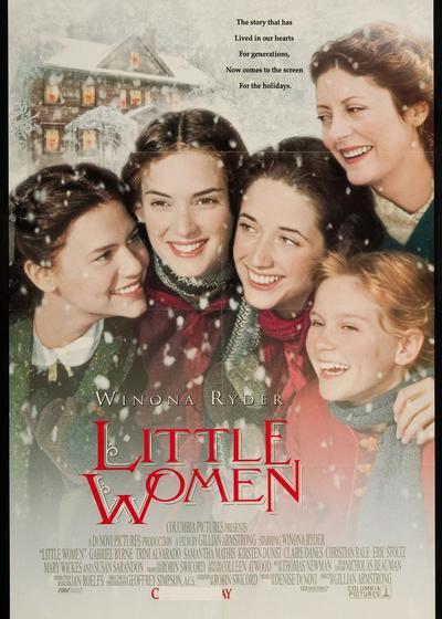 小妇人海报