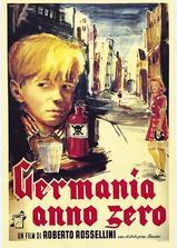 德意志零年海报