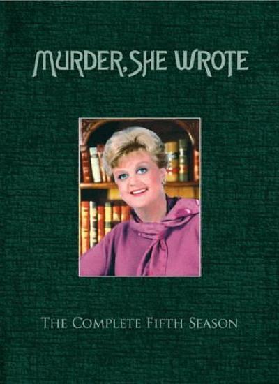 女作家与谋杀案 第五季海报