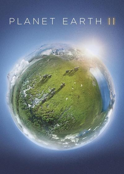 地球脉动 第二季海报