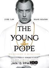 年轻的教宗海报
