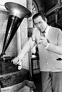 雷克斯·哈里森 Rex Harrison演员