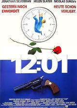 十二点零一分海报