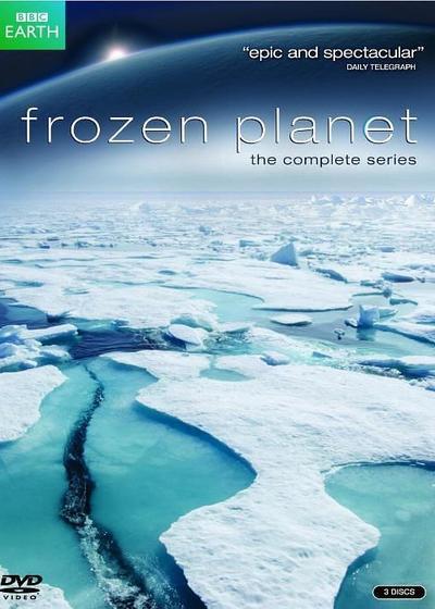 冰冻星球海报