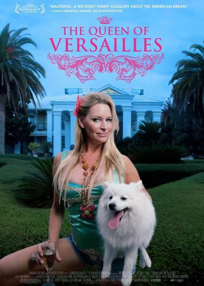 凡尔赛宫的女王海报