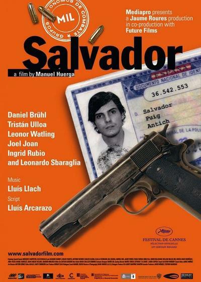 萨尔瓦多海报