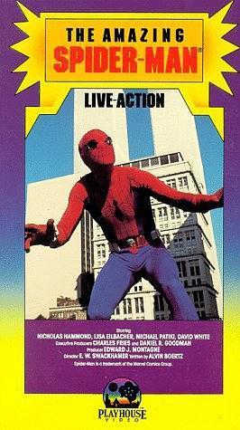 神奇的蜘蛛侠
