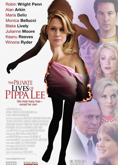 皮帕李的私生活海报