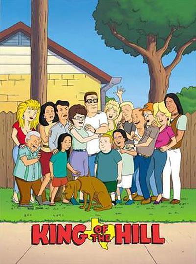 乡巴佬希尔一家的幸福生活 第七季海报