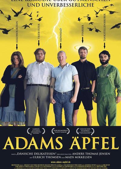 亚当的苹果海报