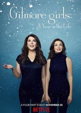 吉尔莫女孩:生命中的一年海报