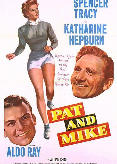 帕特和麦克海报