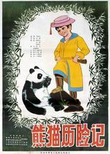 熊猫历险记海报