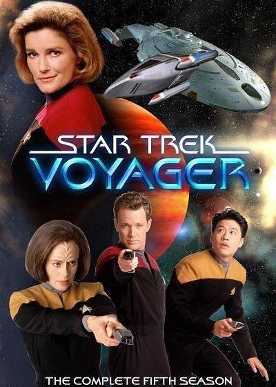 星际旅行:重返地球 第五季海报