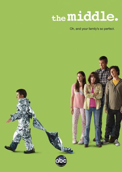 中产家庭 第三季海报