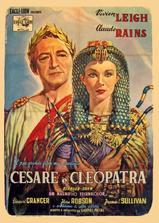 凯萨与克丽奥佩拉海报
