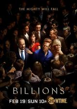 亿万 第二季海报