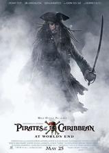 加勒比海盗3:世界的尽头海报