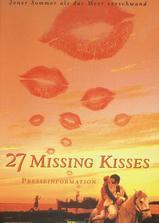 27个遗失的吻海报