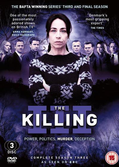 丹麦版谋杀 第三季海报