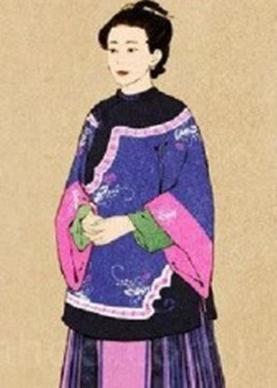 中国历代服饰海报