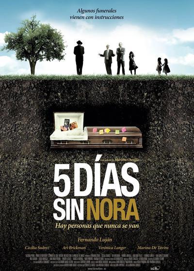 诺拉五天海报