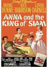 安娜与暹罗王海报