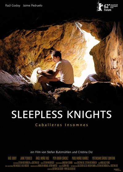 无眠骑士海报